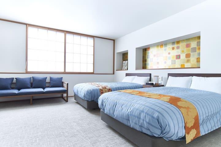 【3F】Design Hotel Max8 people incl children