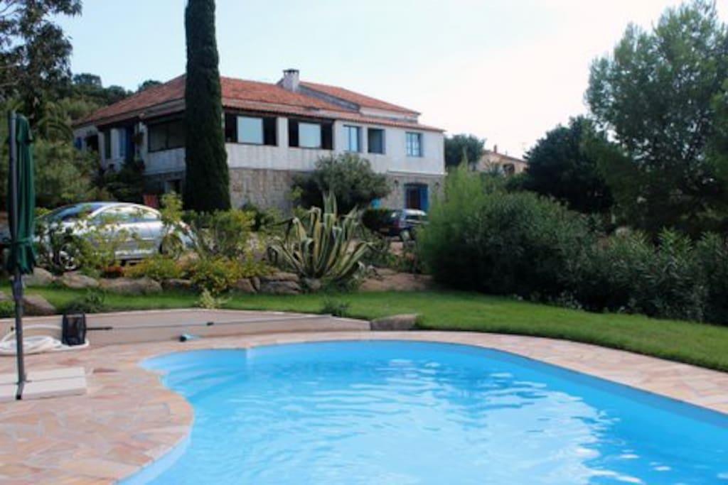 Villa Lascia Corre