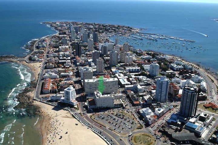 Apartamento na melhor localização Punta del Este