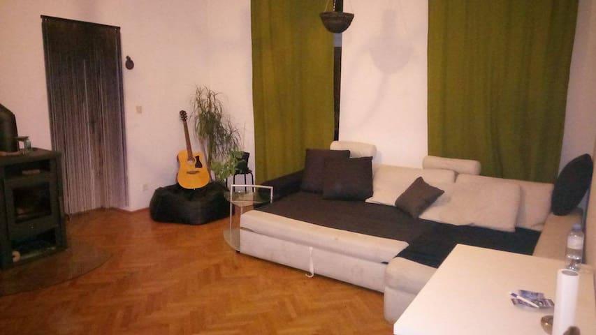 The Cozy Green! Market, party and shopping miles!! - Viena - Apartamento