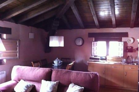 Apartamento rústico en La Rioja - Valgañón - Lejlighed