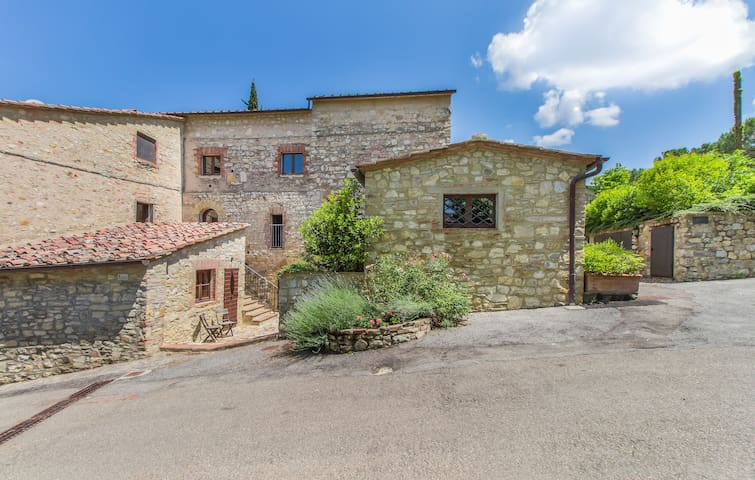 San Sano sleepaway - Gaiole in Chianti - Appartement