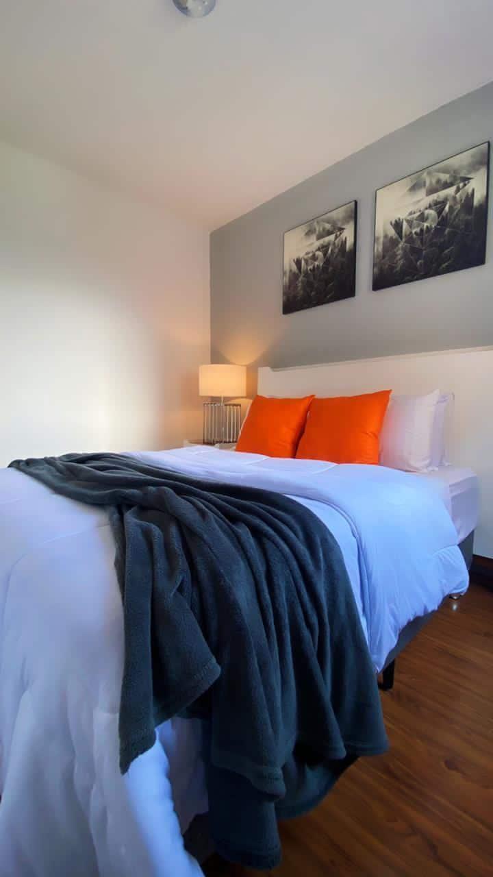 Apartamento lindo e confortável