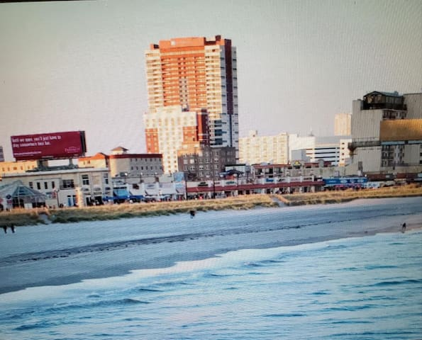 Atlantic City Casino/Boardwalk