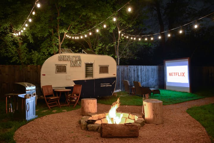 Experience Austin Glamping! - #InstaInn - Austin - Andere
