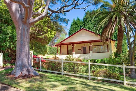 """Jimpilly Cottage"" - Mittagong"