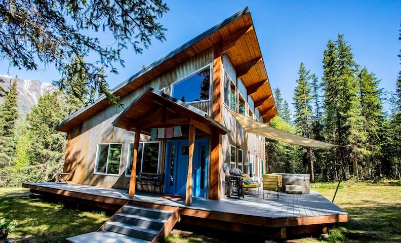 Shackleford Creek Mountain House