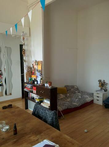 Studio douillet, La plaine/cours Ju - Marseille - Lägenhet