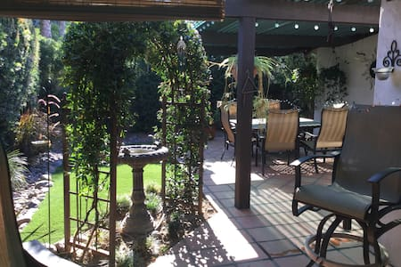 Private garden cottage - Fallbrook - Appartement