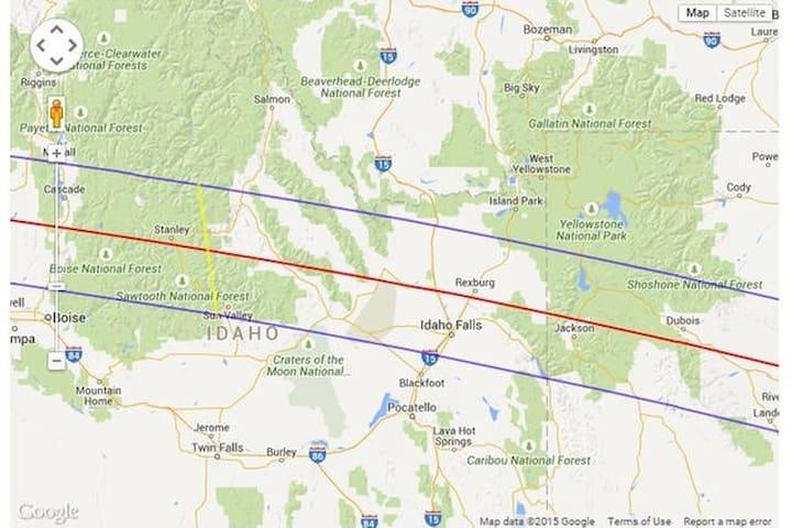 Solar Eclipse Camping Spot 3 - Rexburg - Other