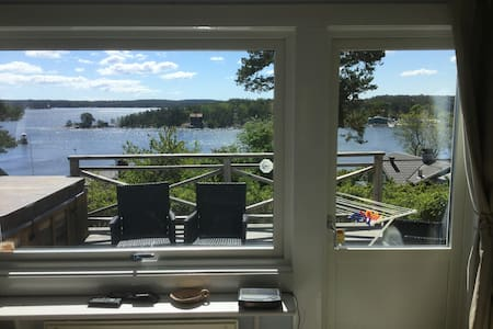 Stockholm archipelago - a view to die for
