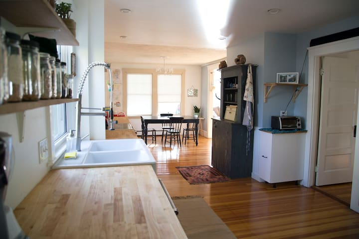 Willard Beach Family Home - South Portland - Casa
