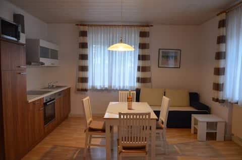 ワインハウスのアパートメント