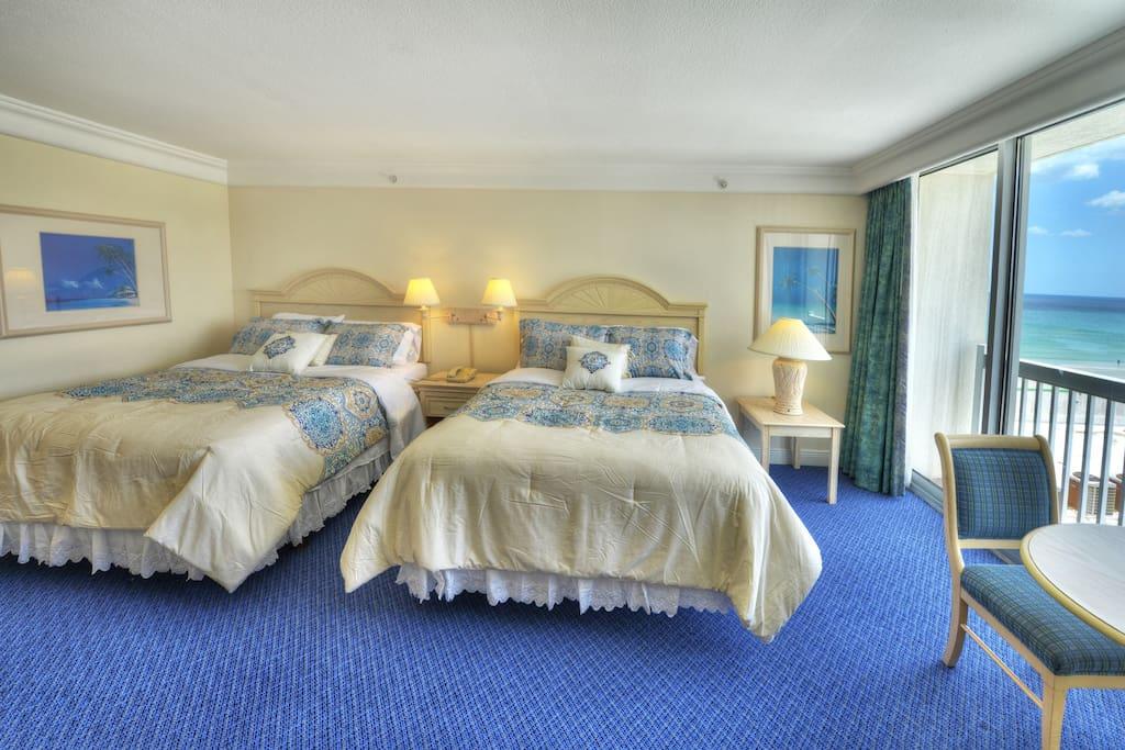 807 808 Daytona Beach Resort 2 Bedroom Condo Daytona Beach