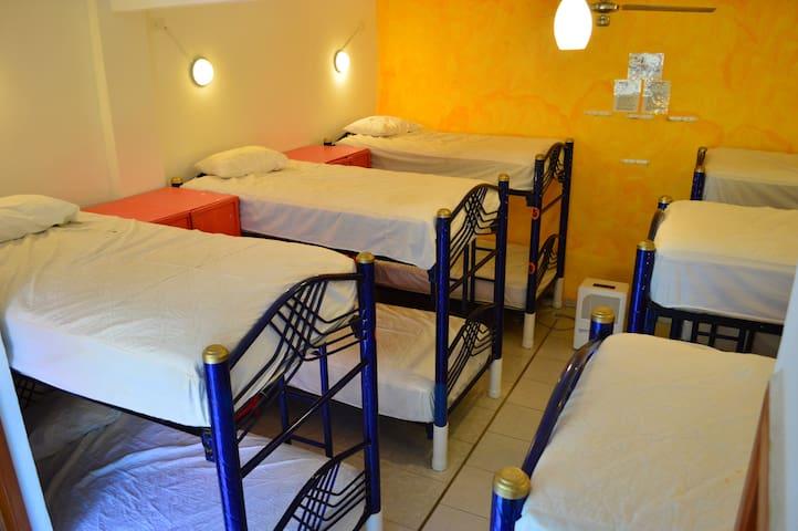 Amazing HosteL: 12 bed Mixed Dorm