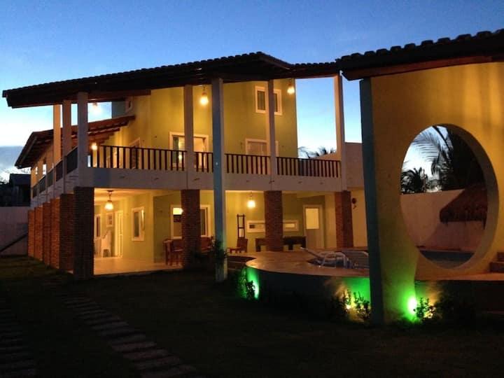 Mansão Verde Porto das Dunas Beach Park.