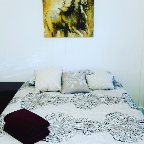 Cute Modern CHIC Private Room Near Downtown Tampa