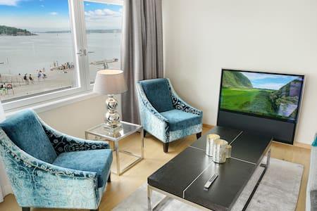 Pir 1-Exclusive Apartment near/beach and Oslo city