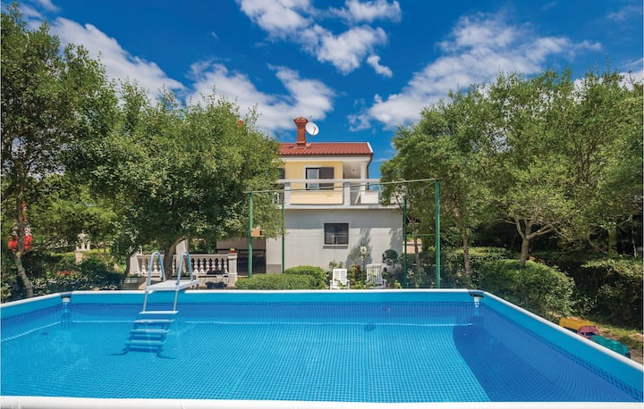 Awesome home in Pinezici with WiFi and 0 Bedrooms