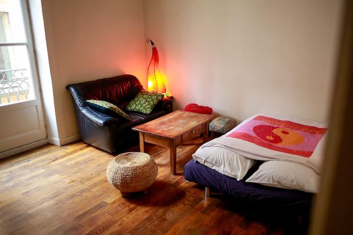 Chambre privée CENTRE VILLE - Lyon - Apartmen