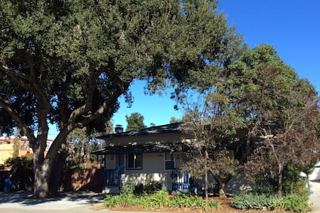 Cozy 1 bedroom apartment - Redwood City - Maison