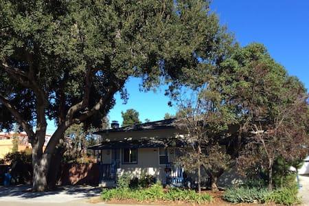 Cozy 1 bedroom apartment - Redwood City - Casa