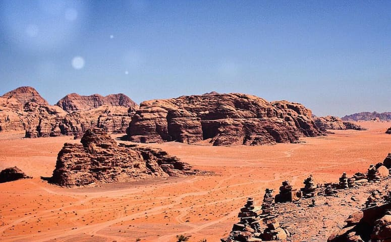 wadi rum tours and camp