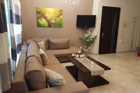 Maria's newly renovated apartment Preveza (39895)