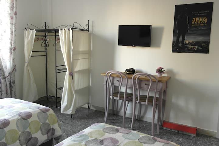 stanza ALBERTO di RomANTea BeB