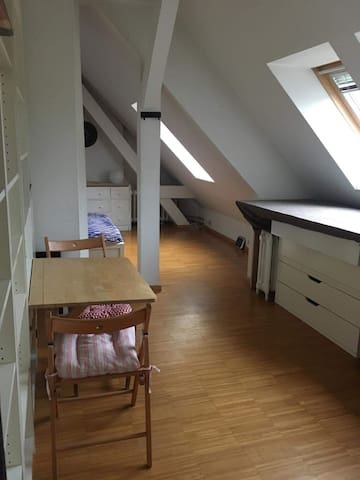 Very Nice Berliner Studio Flat