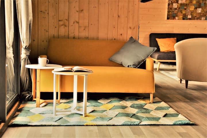 Maison Bois - Triangle d'or Cordes/Albi/Gaillac