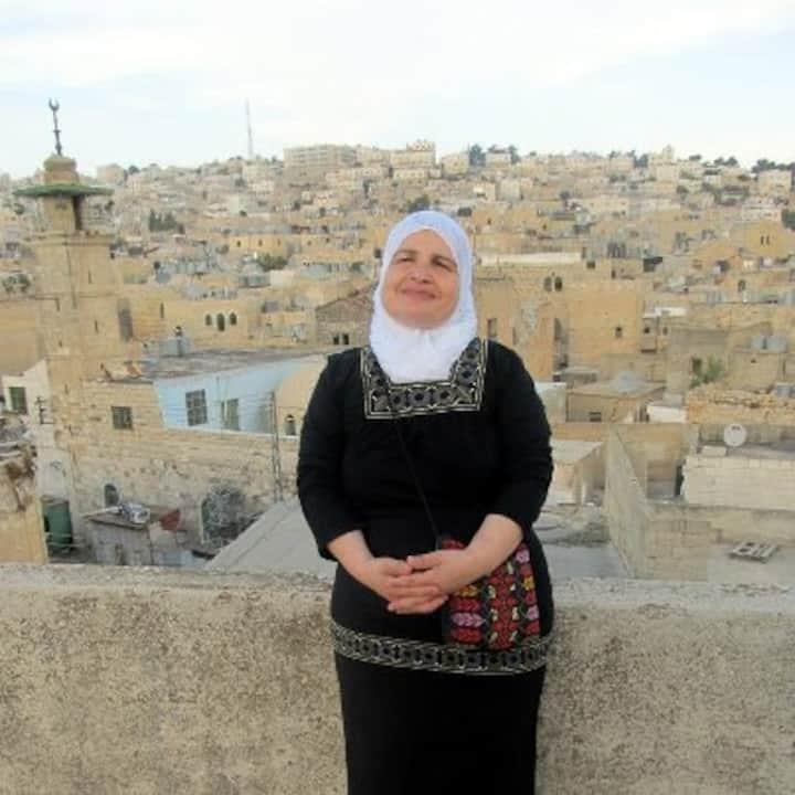 Rooftop room in Hebron