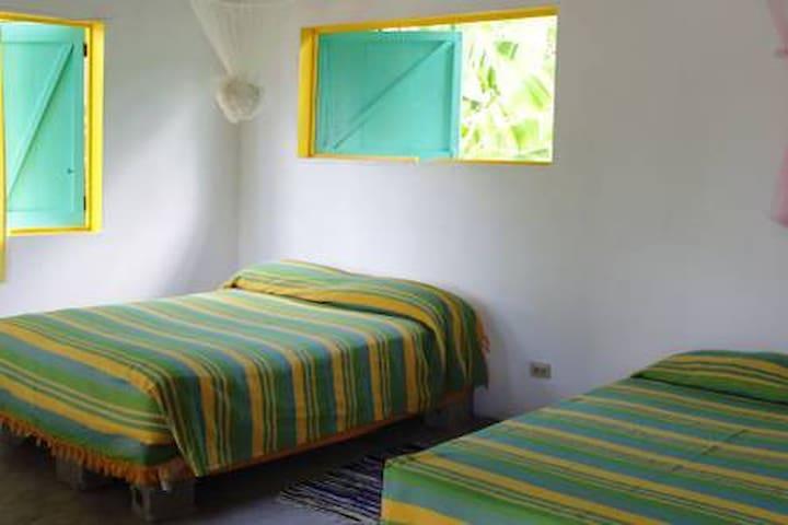 La chambre Gauche