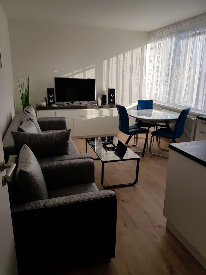 612/1 Blue apartment