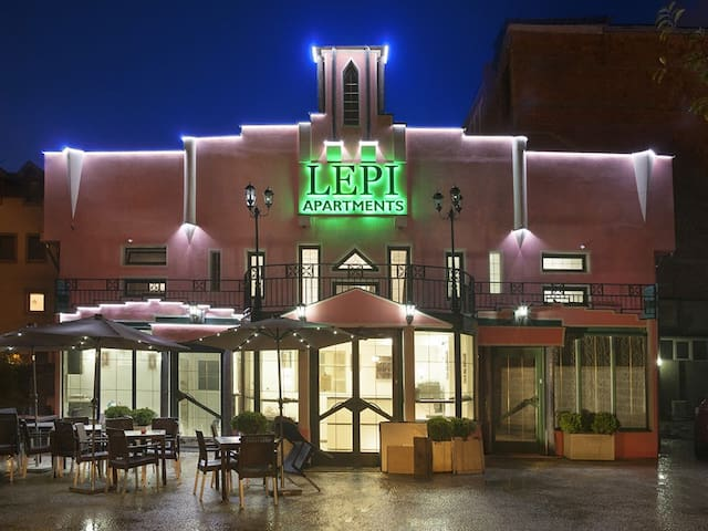 HOTEL LEPI-APARTMENTS - Novi Pazar - Apartment-Hotel