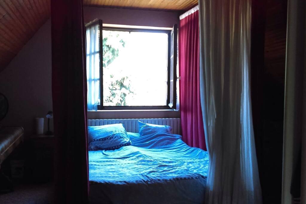 2 eme chambre lit double
