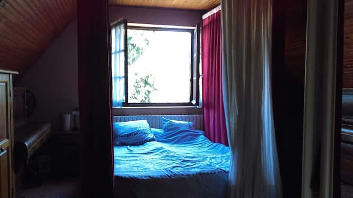 Chambre 2 , en pavillon près de PARIS, bourget,CDG