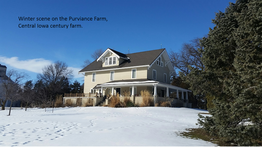 Purviance Farm - Minburn - House