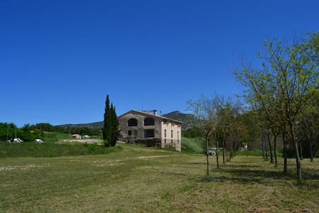 MASIA MOLÍ DE TARTAREU AT MONTSEC (B&B) - Tartareu - Bed & Breakfast