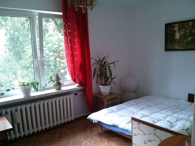 Time travelling flat (lgbt snug) - Warsaw - Apartment