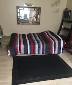 GREAT last minute futon - Long Beach - Lejlighedskompleks