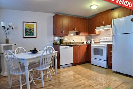 appartament close to loyola campus - Montréal