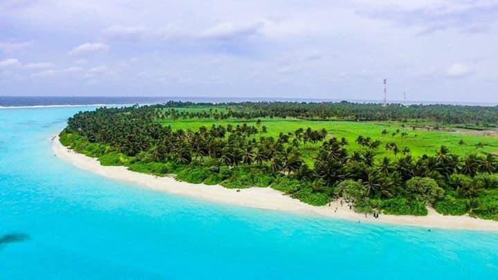 Ari Heaven Thoddoo , Maldives