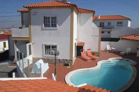 Beach house with a view - Atalaia - Haus
