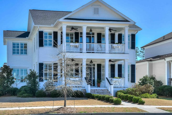 Masters Rental with River Access 7 mi from course