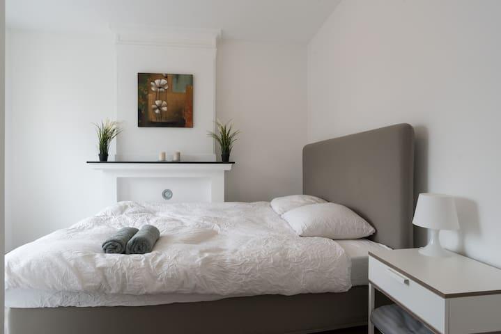 Cozy & Light Double Bedroom Amsterdam City Centre!