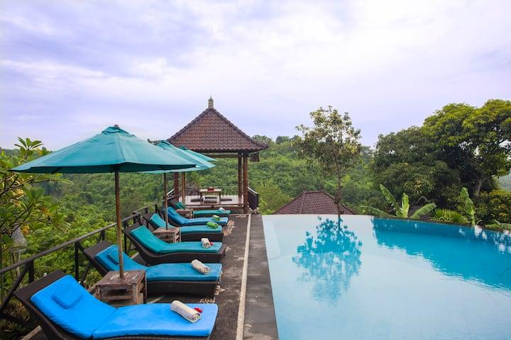 Tropical Green View Lodge Lembongan-No Breakfast