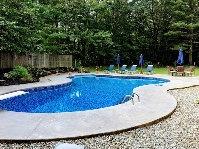 Spacious, Private Saratoga Home w/ Pool, by Track