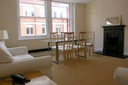Double Bedroom - Flat Covent Garden