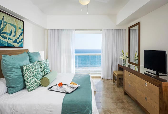Beachside Private Suite in Acapulco Resort - MX - Hotel boutique